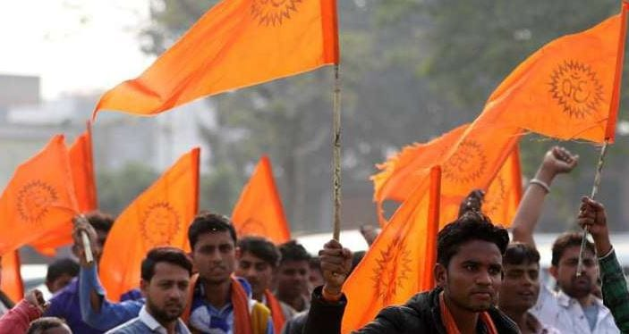 VHP to launch nation-wide stir for Ram Mandir from Ayodhya