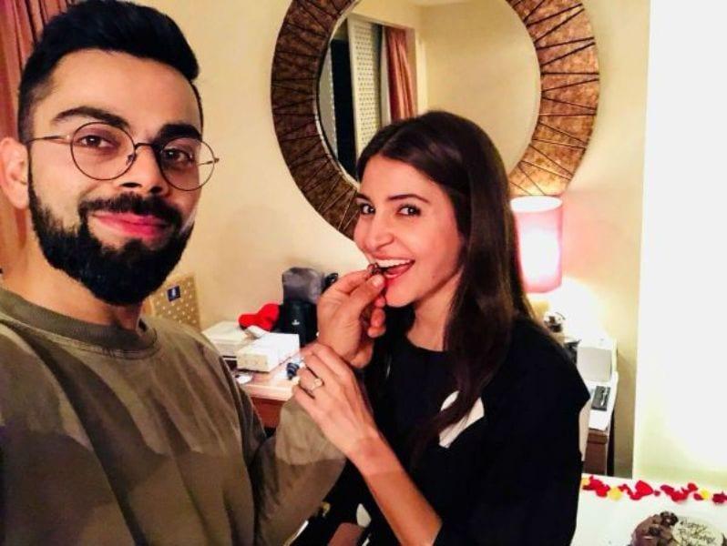 On Virat Kohlis Birthdays, Check Out 20 Amazing Pictures That Reflect The Perfection in Virat Kohli and Anushka Sharmas Relationship