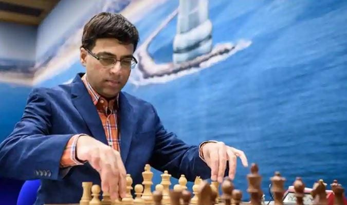 Happy with the way my classical game has stabilized: Viswanathan Anand