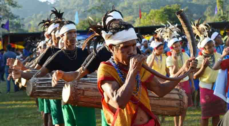 Hundred Drums Wangala Festival from Thursday