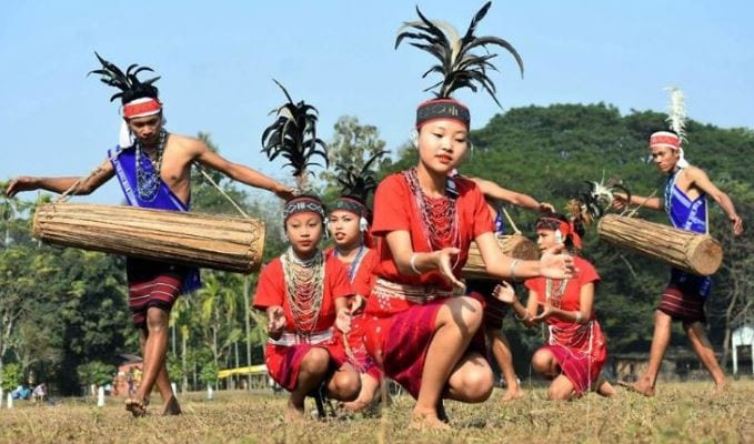 Wangala festival gets under way in Tura, Shillong