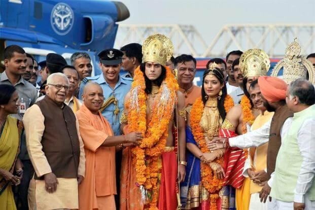 Faizabad becomes Ayodhya: Yogi Adityanath announces New Name in Deepotsav