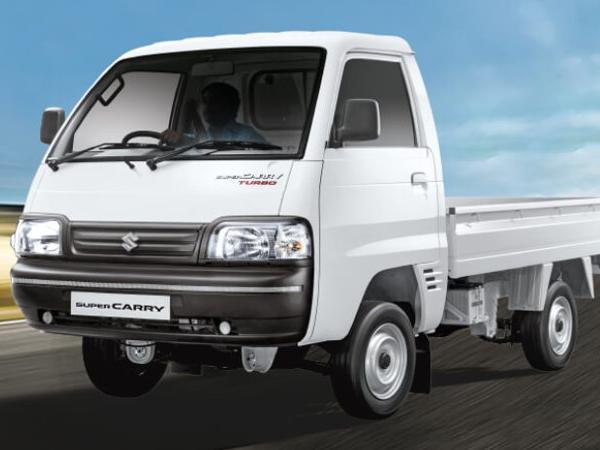 Maruti Suzuki recalls 5,900 Super Carry vehicles