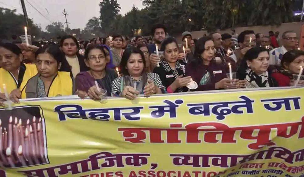 Bihar's business community demand better security