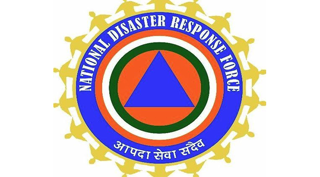 NDRF Conducts Mock Exercise On Earthquake At Circuit House