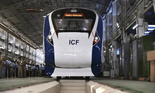ICF Now Develops New High Capacity EMU Train
