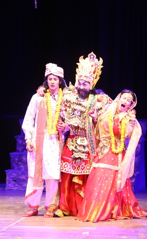 The Fervour of Raas Basanta-Bobbys Raas Leela Successfully Conclude