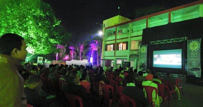 ADDA Short Film Festival, 2018 At Jyotichitraban Film (Studio)