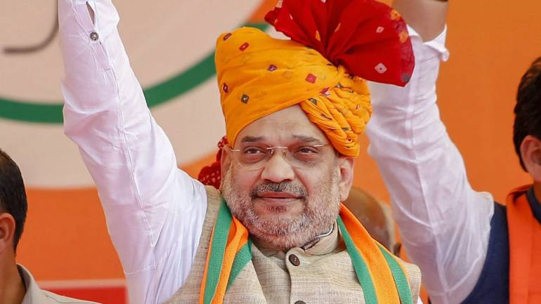 Defence, development will be BJP's poll planks: Amit Shah