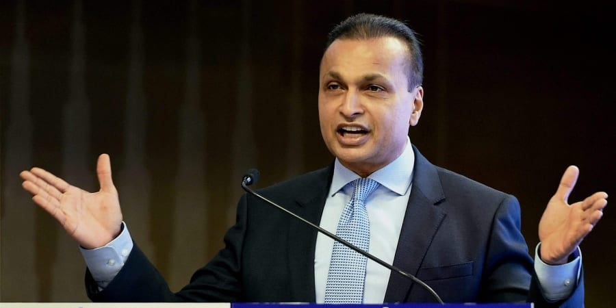 Anil Ambani Hails Rafale Verdict, Says Establishes Falsity of Allegations
