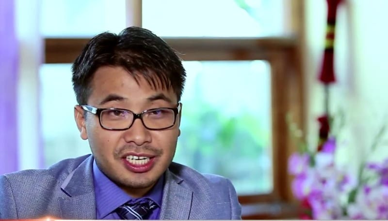Manipur Bureaucrat Makes it to  the list of 100 Most Influential Young People in Government