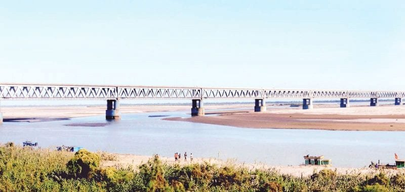 BJP Rejects Congress Charges on Bogibeel Bridge