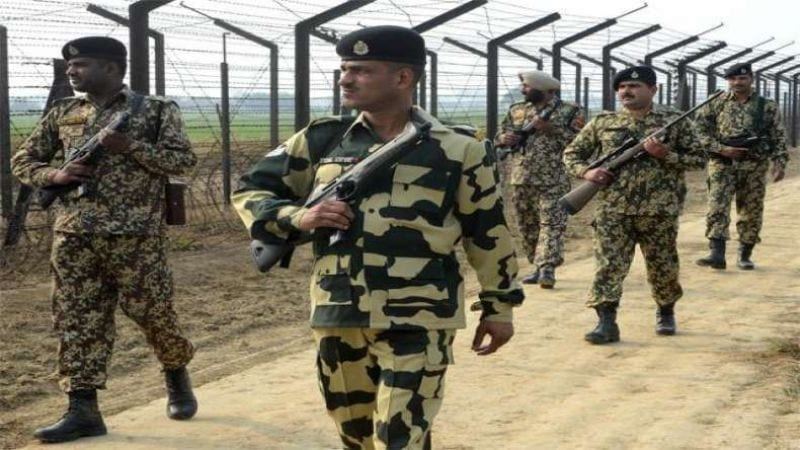Border Security Force holds Intelligence Agency Meet in Shillong
