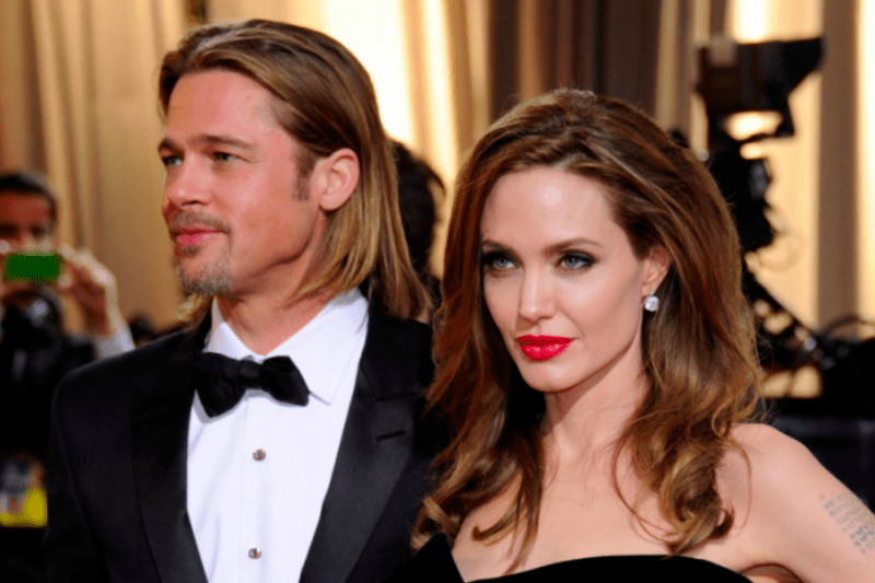 Brad Pitt and Angelina Jolie Custody Battle Leads to Tension