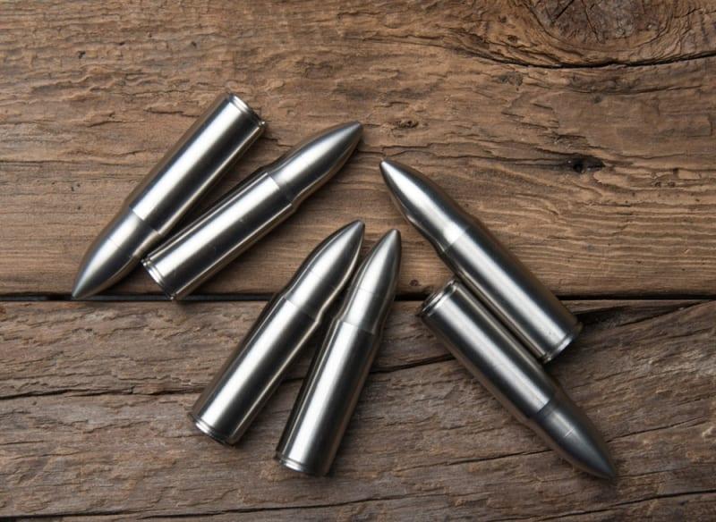 Bullets Recovered From Dustbin in Rupkonwar Path, Beltola