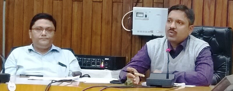 Cachar DC urges people to submit NRC claims before December 31