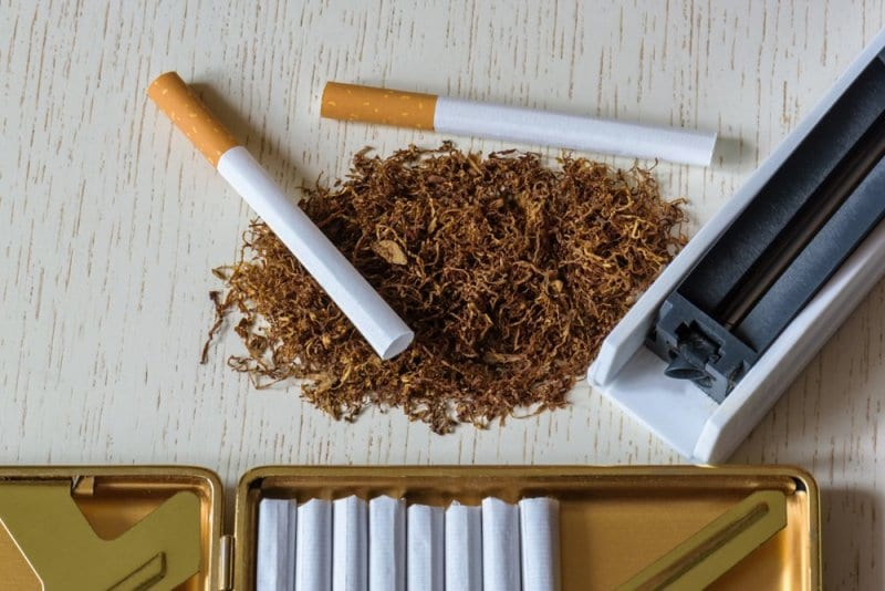 Study Says Those Who Roll-Their-Own Cigarettes Are Less Likely To Quit Smoking