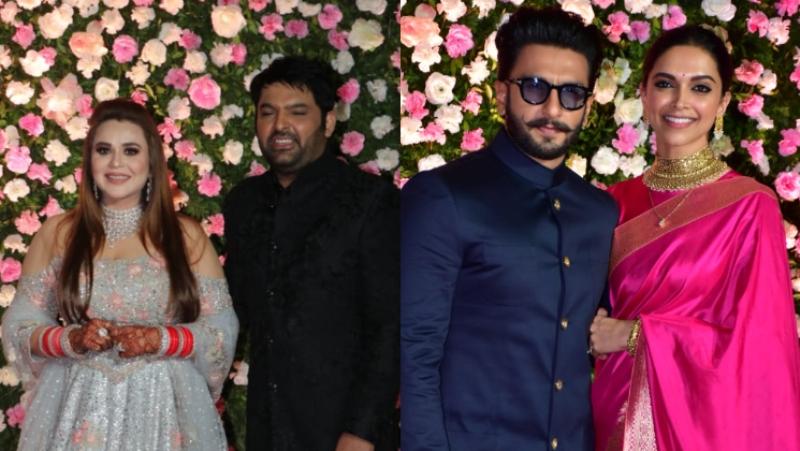 Kapil Sharma Wedding: Newly Wed Ranveer Singh and Deepika Padukone Dance At Reception- Watch Video