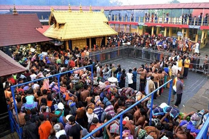 Sabarimala row: Supreme Court directs Kerala government for security to two women