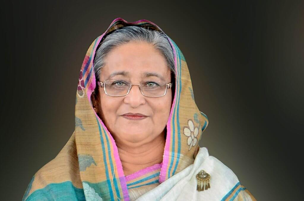 Dhaka to reinforce ties with India, NE states: Bangladesh PM Sheikh Hasina