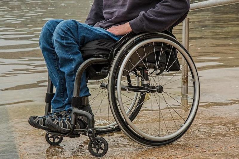 A Disabled Denied Disability Certificate