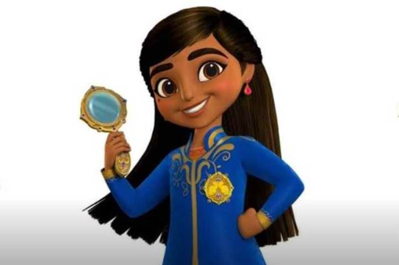Disney's Animated Series Inspired by Indian Culture