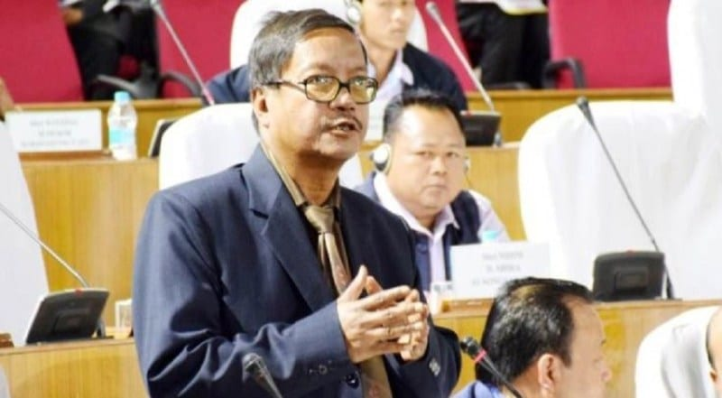Dr Donkupar Roy Feels Rueful of Money Power in Elections