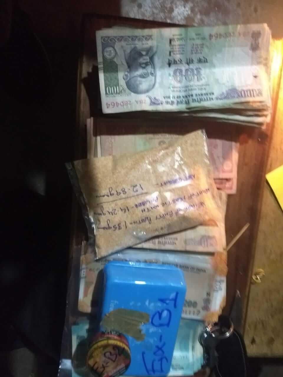 Drug kingpin nabbed in Shillong