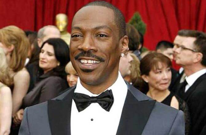 Eddie Murphy Becomes Father for 10th Time