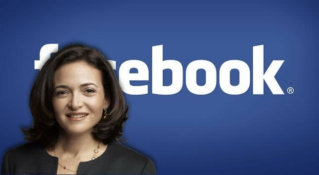 Facebook Board Defends COO Sheryl Sandberg