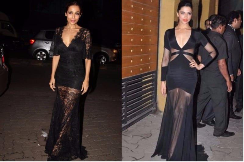 This Surely Was A Season of Fashion For Malaika Arora and Deepika padukone