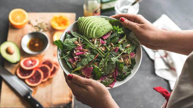 Eat Smart: 8 Foods To Stay Fit