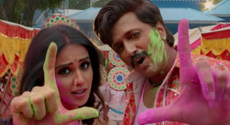 After 4 Years Genelia Deshmukh Had A Blast Working With Husband Riteish Deshmukh