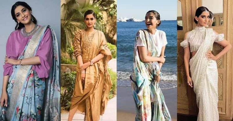 Want to Try Something Different? Give Modern Twist to Saris