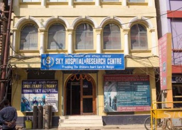 Imphal: Sky Hospital Makes Headlines; Perform Rare Surgery on Infant