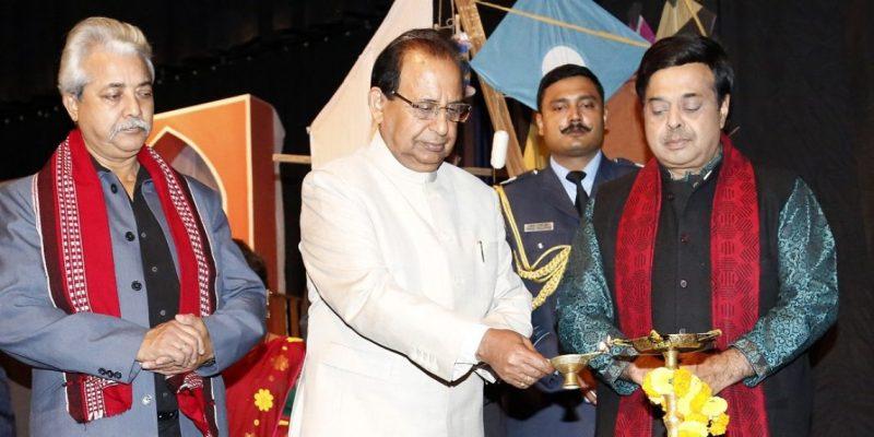 Jagdish Mukhi Inaugurates Shrestha Bharat Sanskriti Samagam