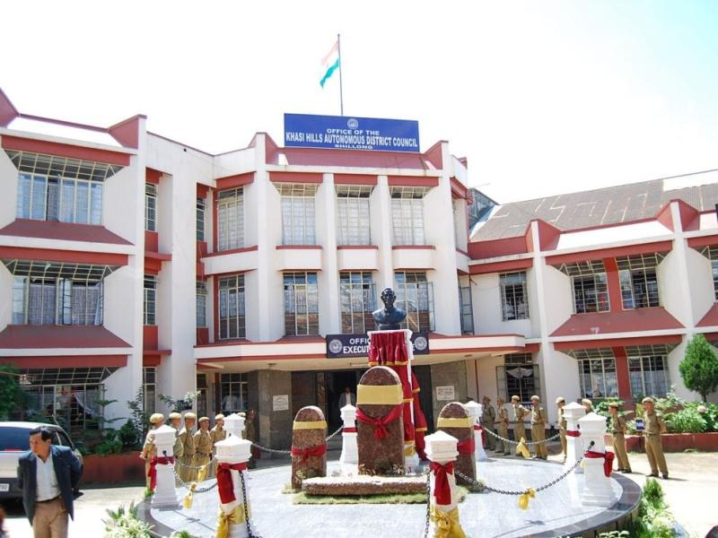 Proposing names of CEM for both KHADC and JHADC start in Shillong