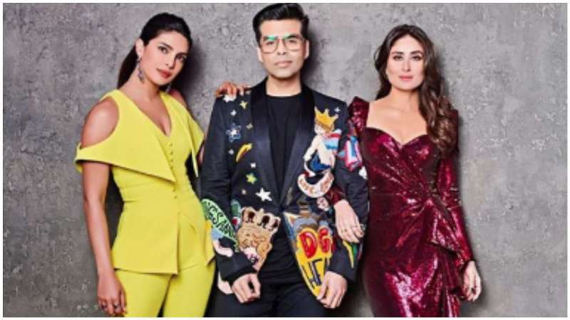 Koffee With Karan: Moving Over The Past, Priyanka Chopra And Kareena Kapoor Take To The Couch
