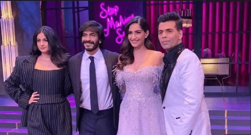 Koffee With Karan: Sonam Kapoor Appears With Siblings Rhea And Harshvardhan