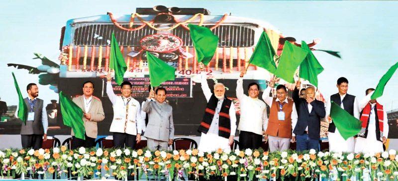 India's Development Depends On NE: Prime Minister Narendra Modi