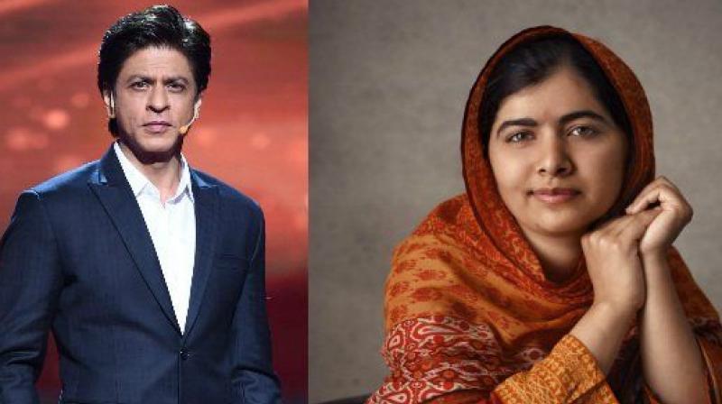 Nobel Prize laureate Malala Yousafzai Praises SRK, Zero