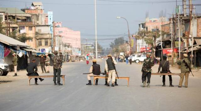 Manipur: 24 Hour Bandh Called by Maoist Communist Party Hits Normal Life