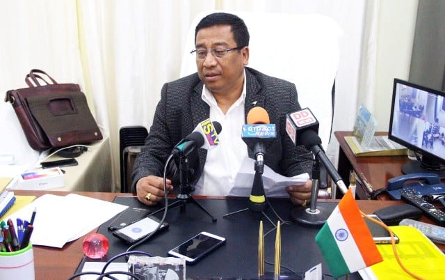 Stray Dogs are Behind the Killing of Livestock in Manipur :Th. Shyamkumar