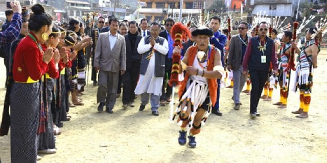 Manipur : First Edition of the State Level Barak Festival Concludes