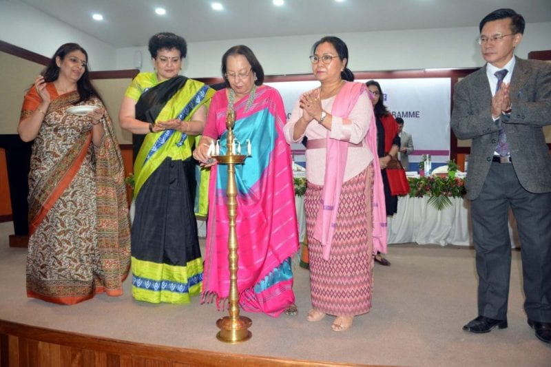 Women of North East are Highly Talented : Najma Heptulla