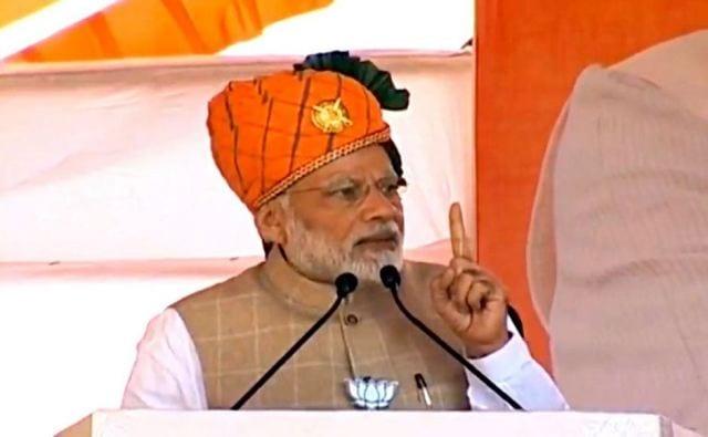 Lok Janshakti Party sends letter to PM Narendra Modi