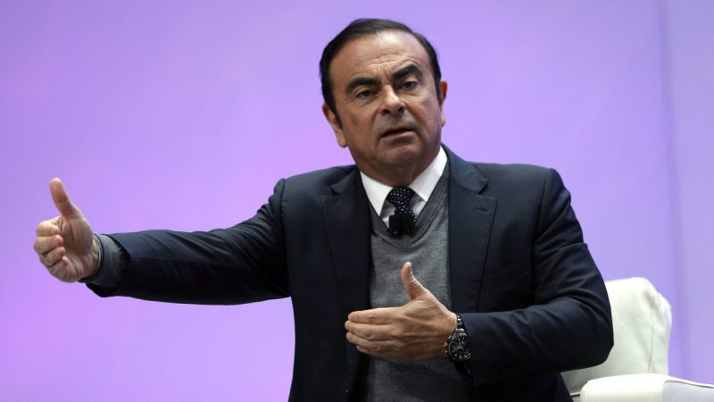 Tokyo court extends detention of Nissan's former chief