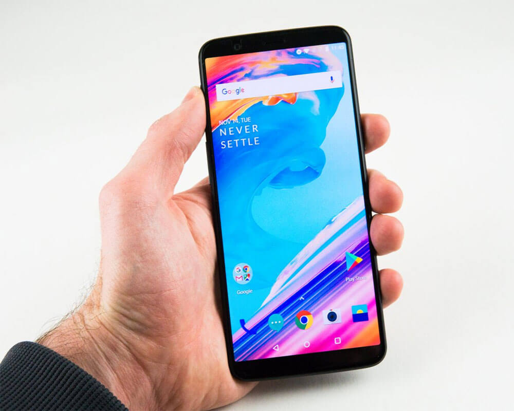 OnePlus 5, 5T start getting Android Pie