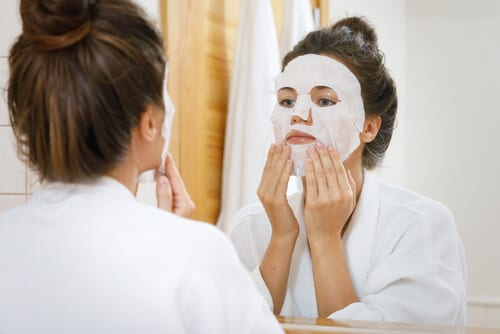 Opt for masking for flawless skin