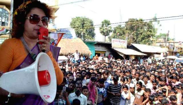 Trinamool Congress in search of green pastures: Silchar